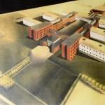 1991-Consulenza architettonica per l'esecuzione del progetto esecutivo per la gara di Appalto Concorso concernente i lavori di realizzazione dell'Ospedale Unico dell'Unità Sanitaria Locale n°33 del basso ferrarese.(1991)