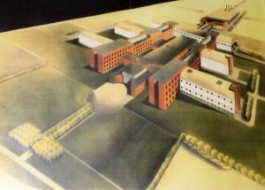 Consulenza architettonica per l'esecuzione del progetto esecutivo per la gara di Appalto Concorso concernente i lavori di realizzazione dell'Ospedale Unico dell'Unità Sanitaria Locale n°33 del basso ferrarese.(1991)