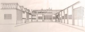 Progetto e D.L. per ampliamento e ristrutturazione di edificio ad uso artigianale di complessivi mq.650. (1984)