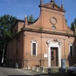 Chiesa della Madonnina a Ferrara - Riparazione e rafforzamento locale post sisma (2014)