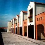 Progetto e D.L. di insediamento residenziale di n°8 unità immobiliari a Chiesuol del Fosso - FE.(1995)
