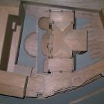 Progetto di fattibilità per il recupero ed ampliamento di Palazzo Panfilio, in Ferrara C.so Isonzo. (1996)