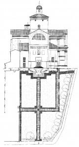Progetto e D.L. per la sistemazione del sagrato della chiesa di San Giovanni Battista a Ferrara. (1998)