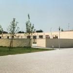 Progetto e D.L. per la realizzazione della nuova Piazza Darsena di Migliarino (FE). (1994)