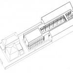 Studio di fattibilità per la ristrutturazione di fabbricato da adibire a residenza collettiva in FE. (1999)