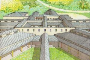 Progetto per la realizzazione di un nuovo ospedale di 100 posti letto a Tharaka in Kenia. (2000)