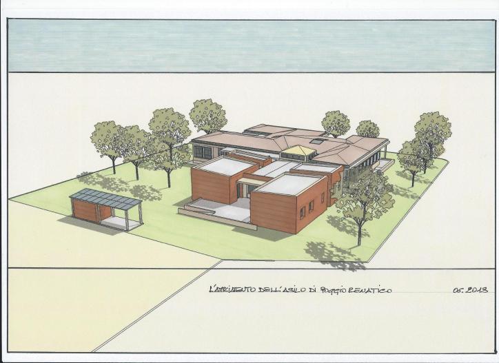 Progetto di ristrutturazione e ampliamento dellasilo nido e scuola ...