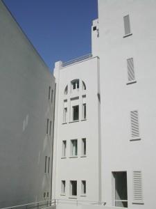 Progetto esecutivo e direzione lavori per il recupero ed ampliamento di Palazzo Panfilio, a Ferrara. (2001)