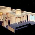 Progetto di massima, di concessione ed esecutivo della nuova cucina, della nuova camera mortuaria e del nuovo blocco servizi della Casa di Cura Quisisana a Ferrara. (1992)