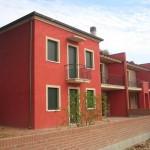 Progetto e D.L. per il Recupero a fini abitativi di corte rurale a Portomaggiore - Fe. (2004/09)