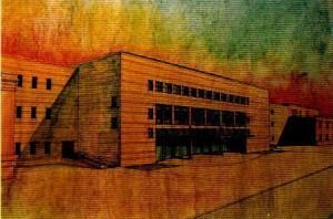 Progetto architettonico per la gara di Appalto Concorso per la ristrutturazione e ampliamento della Clinica Ostetrico - Ginecologica del Policlinico S.Orsola Malpighi a Bologna.(1992)
