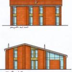 Progetto per il ripristino tipologico di edificio rurale da adibire a residenza a Cocomaro di Focomorto - Fe. (2006)