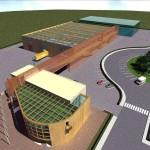 Progetto preliminare per la realizzazione della nuova sede direzionale e operativa di una attività industriale a Ferrara. (2008)