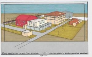 Studio di fattibilità per il recupero di corte rurale da adibire ad uso residenziale, a Ferrara località Porotto. (2009)