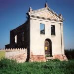 Progetto di massima per il restauro della ex cappella di Villa Alberoni a Migliarino (FE) da adibire ad uso residenziale. (1995)