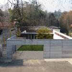 Completamento progetto edificio unifamiliare a Ferrara (2016)