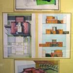 Progetto e D.L. per la costruzione di casa monofamiliare di mq.180 a Chiesuol del Fosso (FE). (1993)