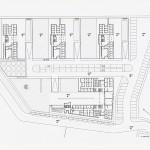 Studio di fattibilità di intervento residenziale di 70 alloggi a Lodi per la società Revelino. (2001)