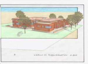 Studio di fattibilità per l'ampliamento dell'asilo nido e scuola materna del Comune di Poggiorenatico (FE). (2011)