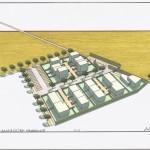 Progetto preliminare del PUA in area di espansione inserita nel 1° POC del Comune di Argenta (FE). (2011)