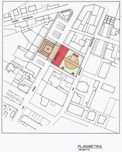 Studio di fattibilità per il recupero e l'adeguamento funzionale e normativo del Municipio di Migliarino (FE). (1995)