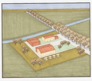 Progetto preliminare per la partecipazione al bando del Comune di Ferrara per l'ammissione al 1° POC di area all'interno del Parco Bassani (FE). (2011)